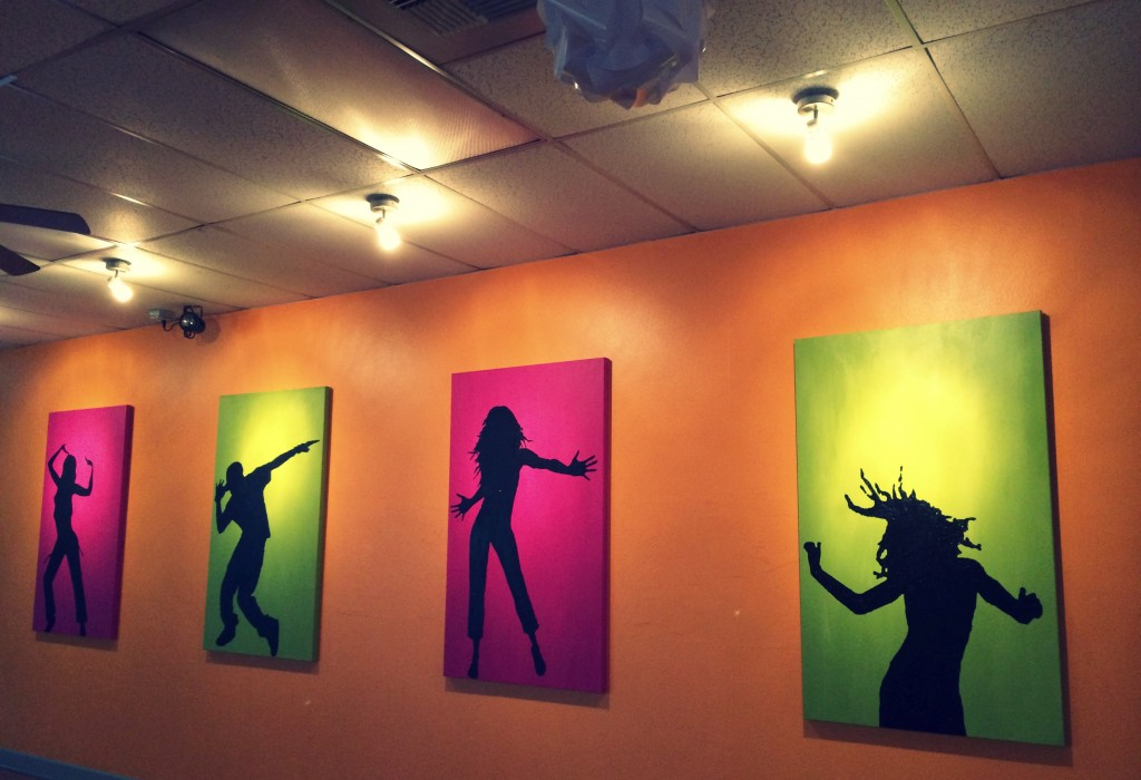 Zumba party fitness san diego review a cup of kellen for Studio decoracion