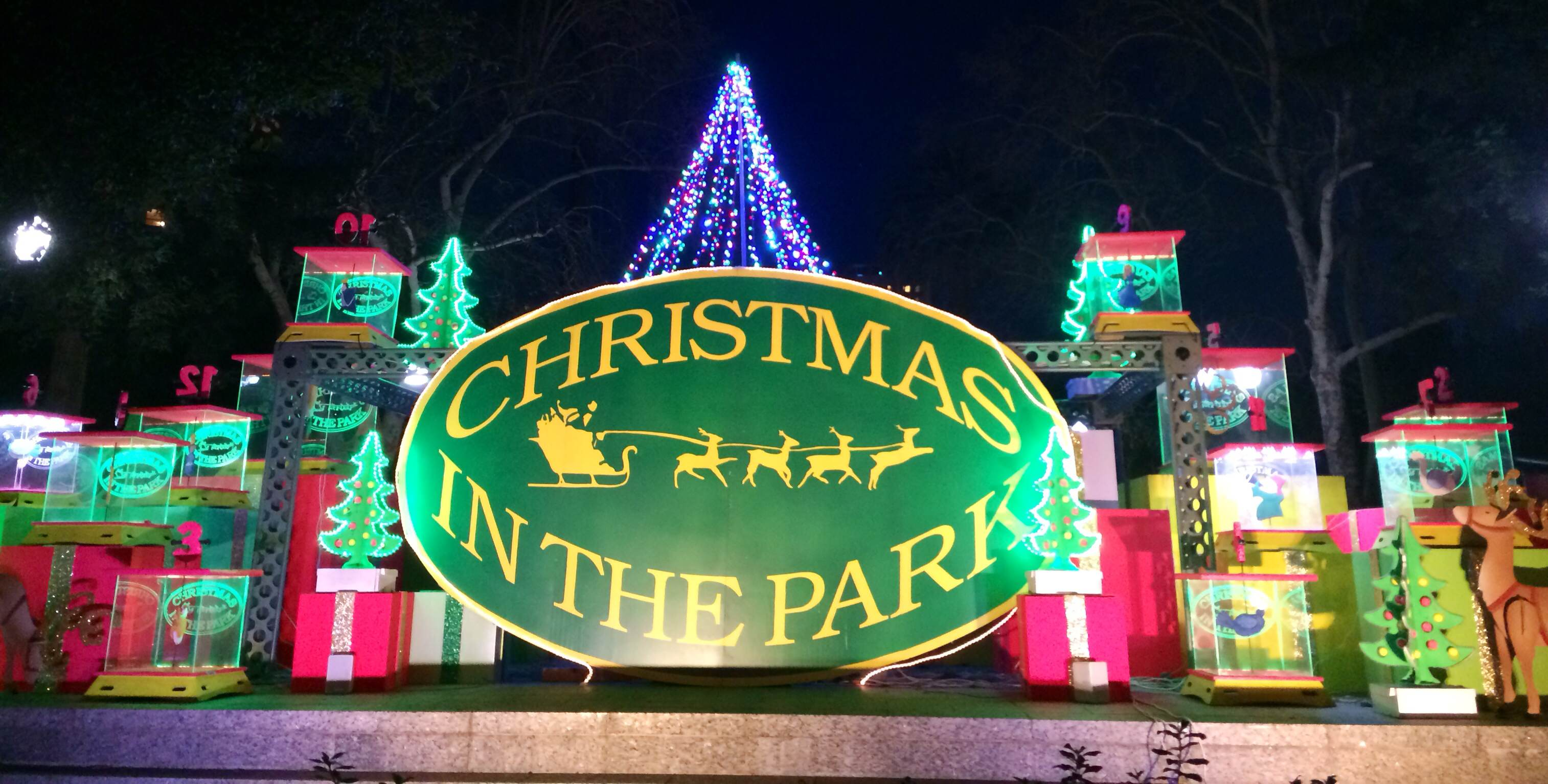 christmas in the park san jose