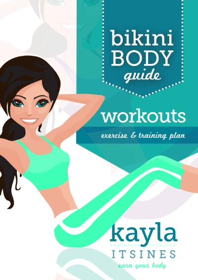 Kayla Itsines Bikini Body Guide Review of Weeks 5-8