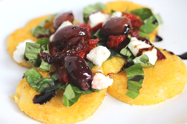 Easy Greek Polenta Recipe