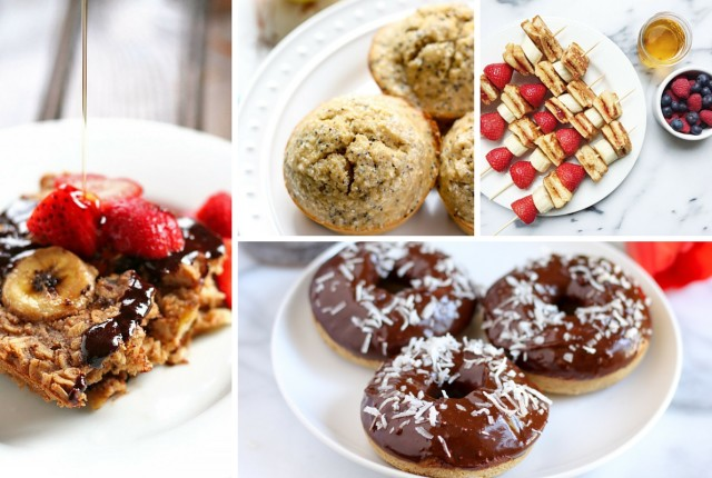 Mother's Day Brunch Recipe Roundup