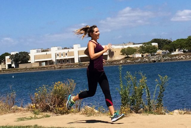 How to Master the Running Selfie