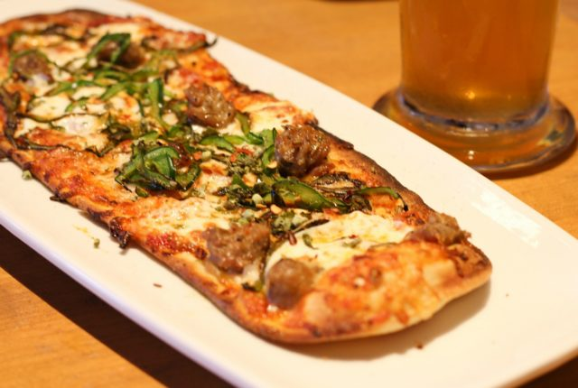 California Pizza Kitchen's New Menu Items