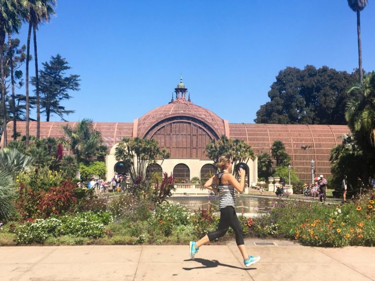6 best Running Spots in San Diego