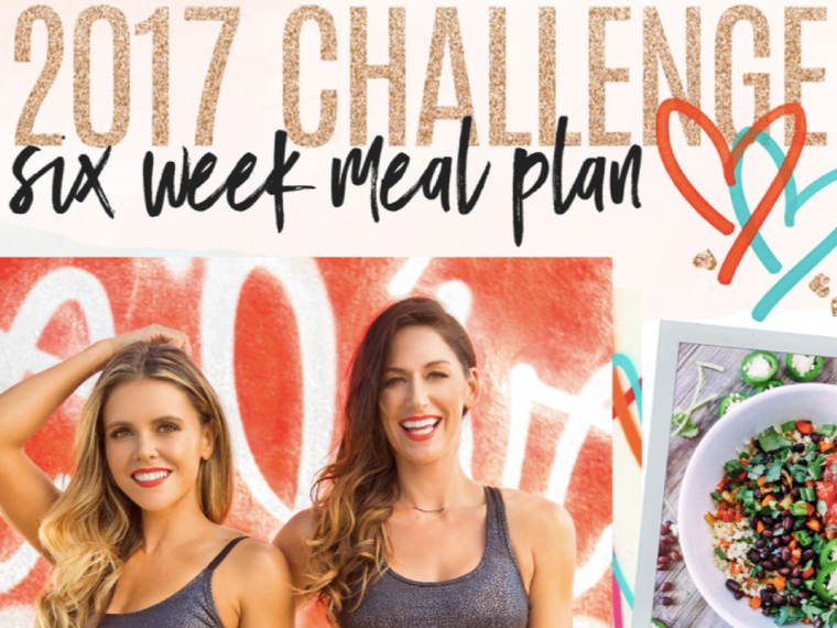 2017 Tone It Up Look for Love Challenge