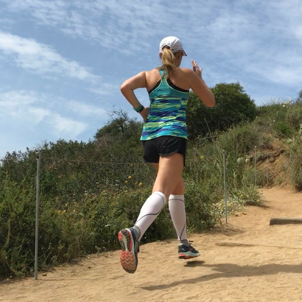 La Jolla Half Marathon Training Run