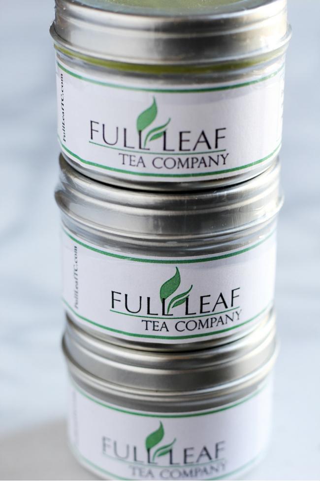 Full Leaf Tea